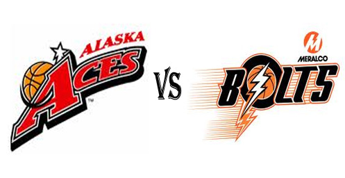 Watch Alaska Aces vs Meralco Bolts Live Streaming