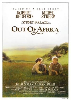 Châu Phi Bao La - Out of Africa (1985) Vietsub
