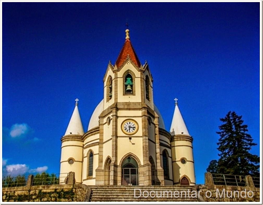 Igreja do Sameiro; Santuário de Nossa Senhora da Piedade; Penafiel
