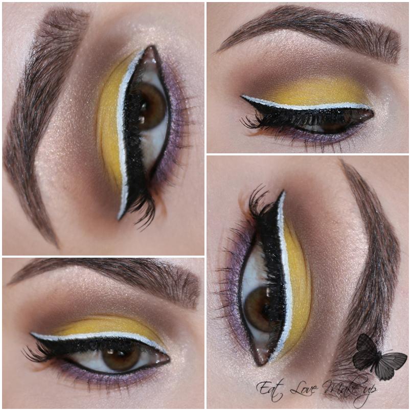 Yellow Make Up