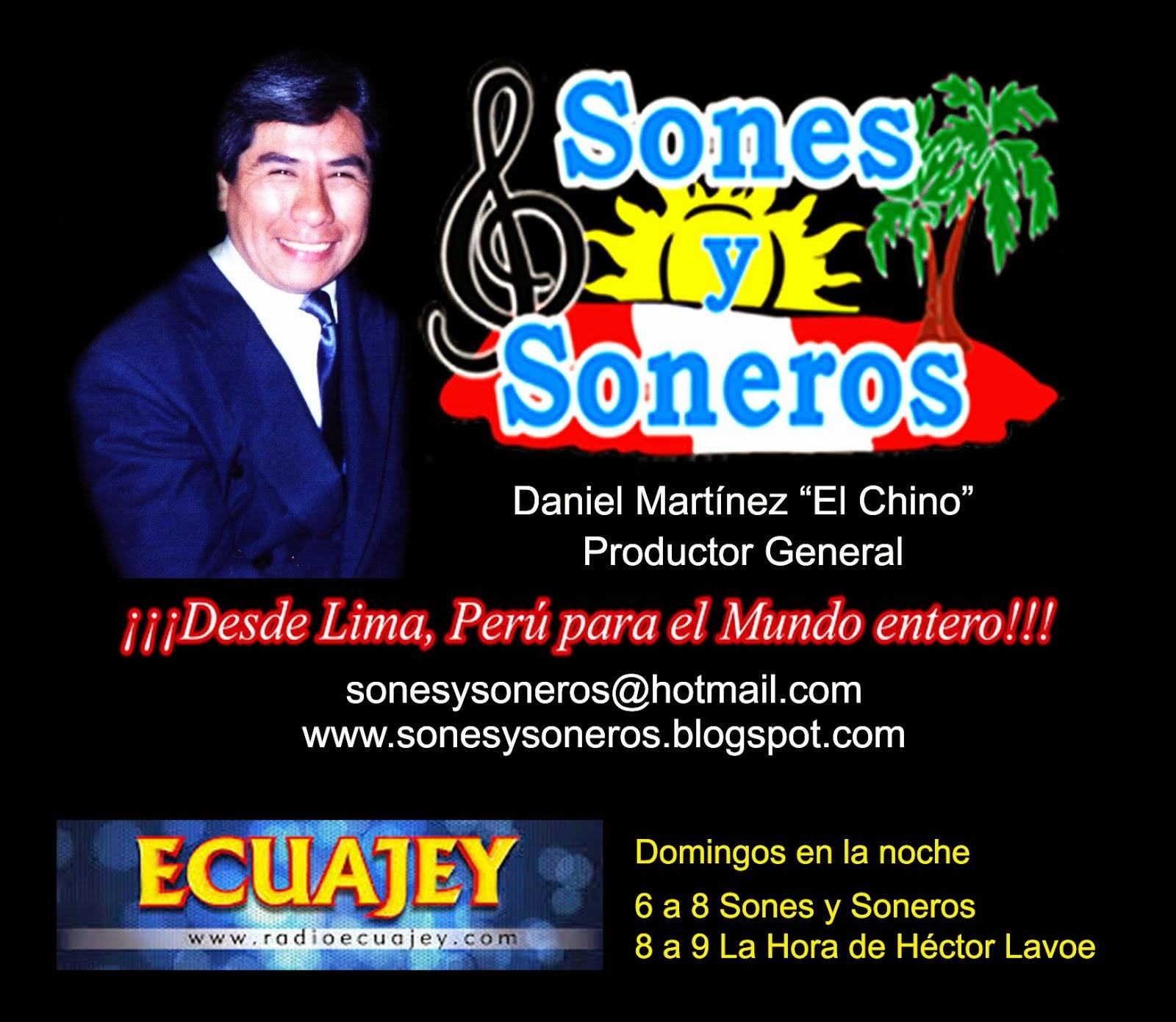 """Sones y Soneros de Daniel Martinez """"El Chino"""""""
