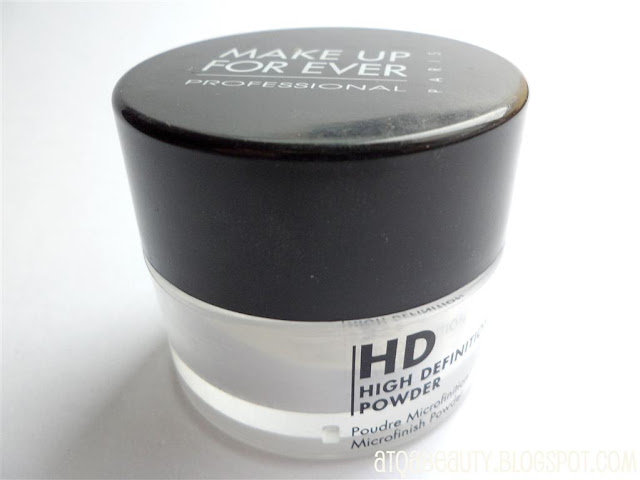 Make Up For Ever, High Definition Powder
