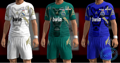Real Madrid Fantasy Kits by AdesV