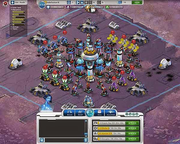 Download Free Strategy Games - Edgeworld
