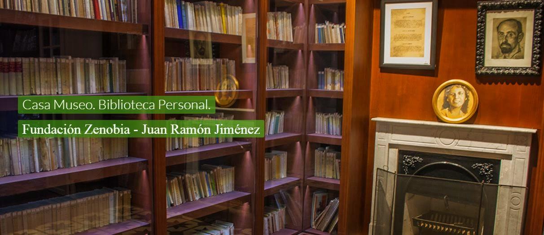 Fundación Zenobia - Juan Ramón Jiménez