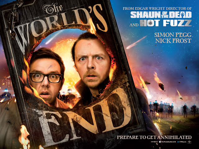 Poster for The World's End