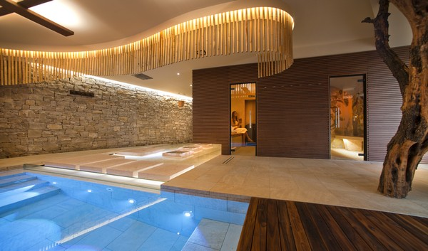 Interior design 2012 ayurveda spa and sauna by studio - Home spa design ...