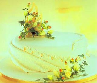 Goldenrod Cake