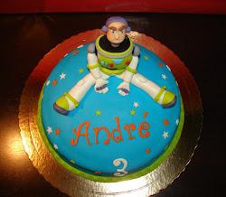 Bolo Toy Story Buzz