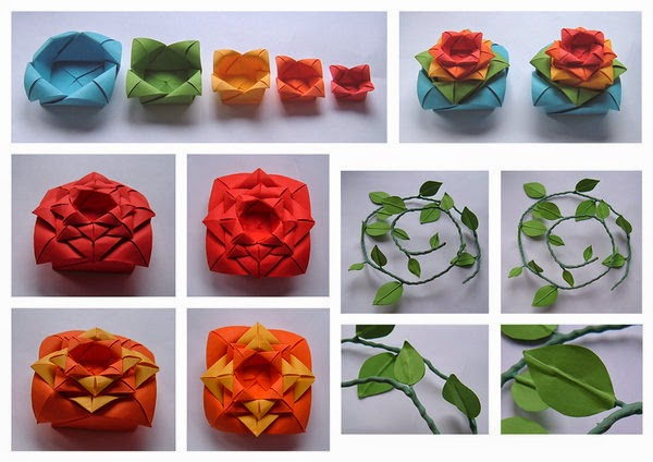 art of origami making