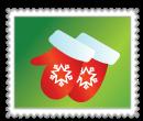 Selo Natal_Luvas