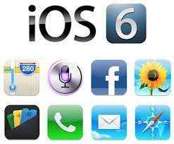 iOS 6 new features