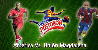 Resultado América de Cali vs Unión Magdalena – Vuelta