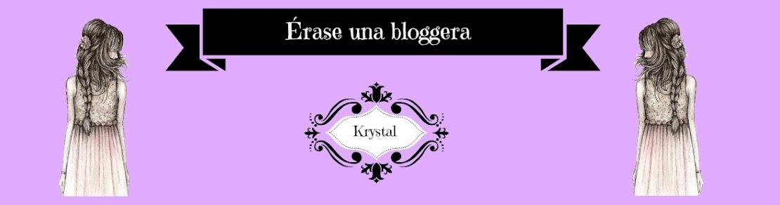 Érase una bloggera
