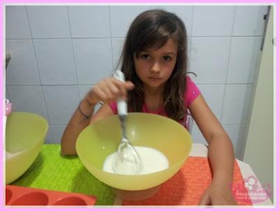Cupcake de Pistache
