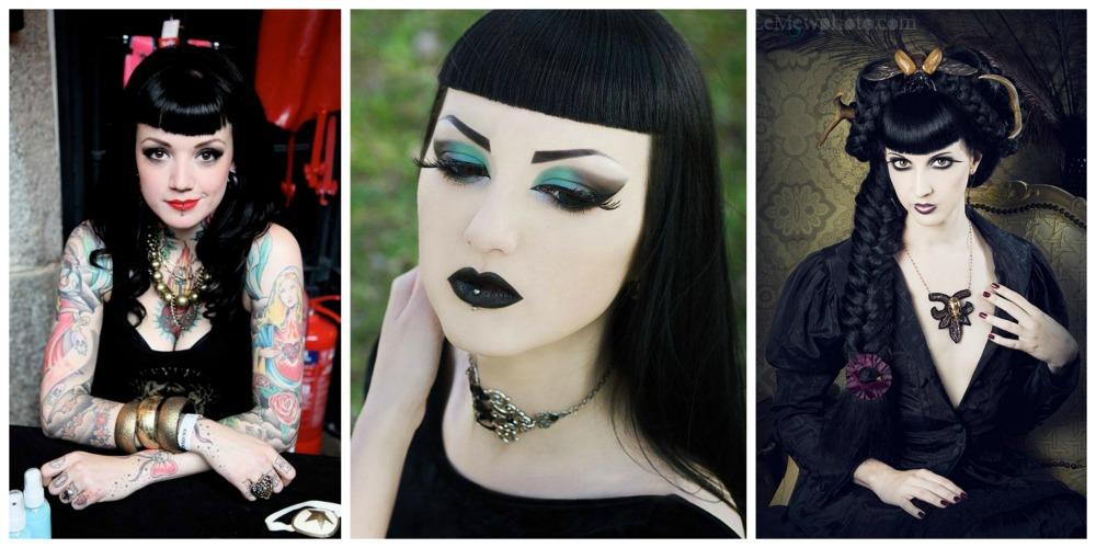 Moda de subculturas moda e cultura alternativa breve histria da modelo da pinup girl clothing fandeluxe Gallery