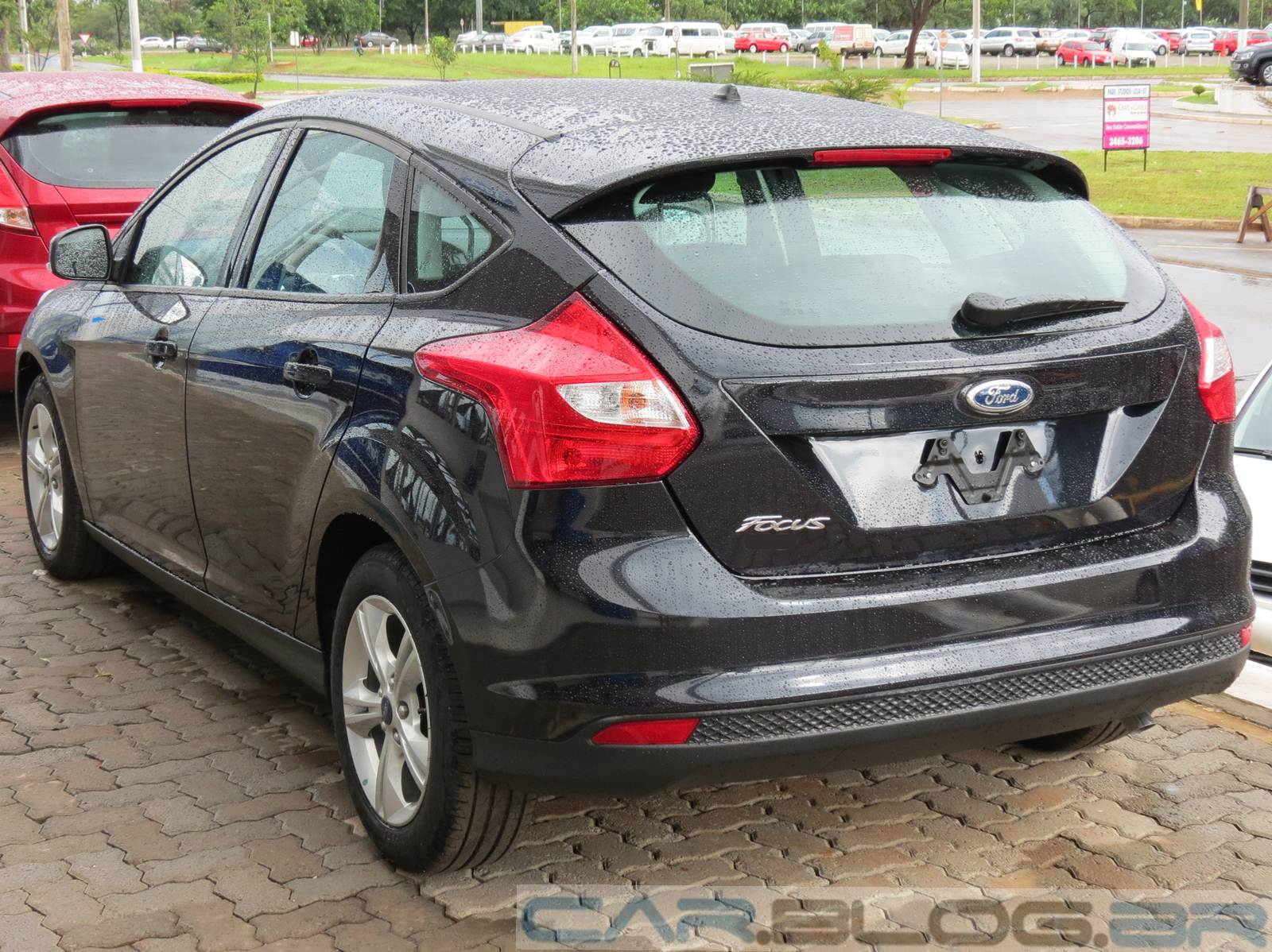 <b>Focus Hatch SE 2.0 AT</b>: fotos, <b>consumo</b> e <b>especificações</b> | CAR.BLOG <b>...</b> 2014