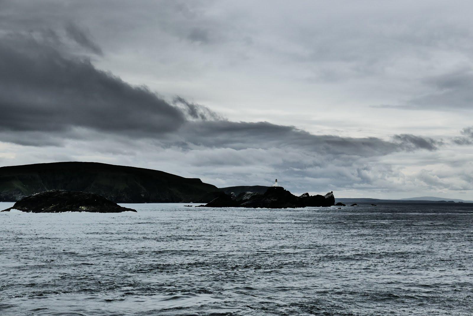 Illas Shetland, Escocia