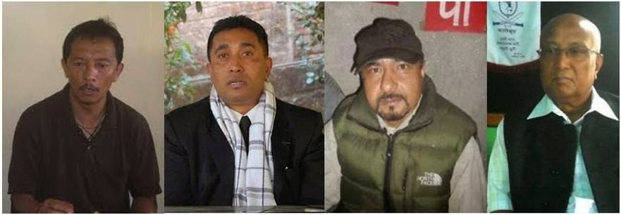 Binoy Tamang - Pratap Khati - Govind Chettri - Enos das pradhan