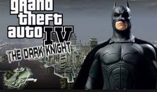 Free Download Games GTA Grand Theft Auto San Andreas Dark Knight Begins