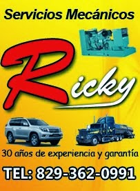 Servicios Mecanicos Ricky