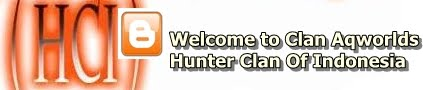 Welcome to Aqworlds Gulid | Hunter Clan Of Indonesia