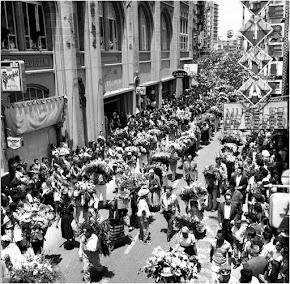 Feria de las flores Medellin 1963