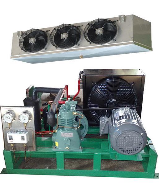 Jual unit coldstorage evaporator & condesing unit