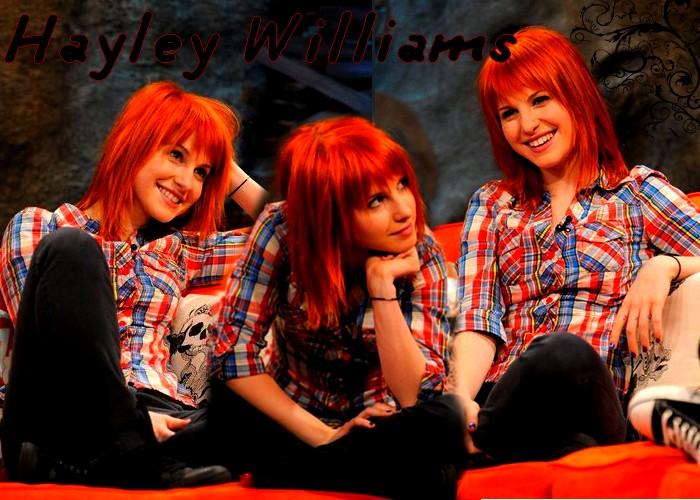 a m a l i a hayley williams biography