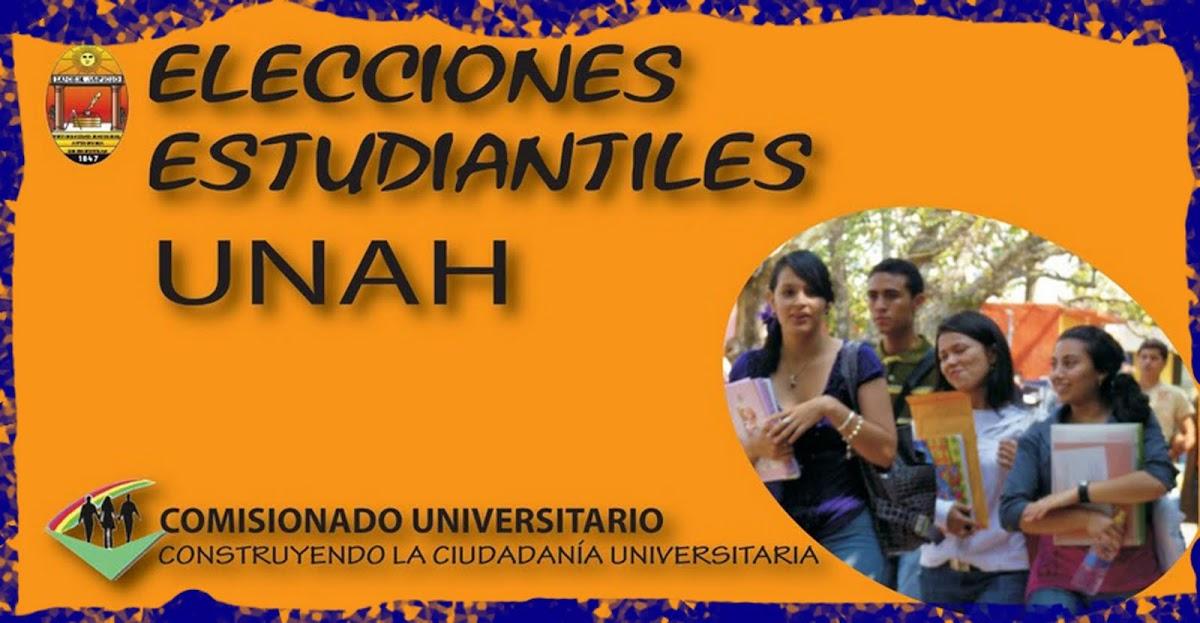 Elecciones Estudiantiles UNAH