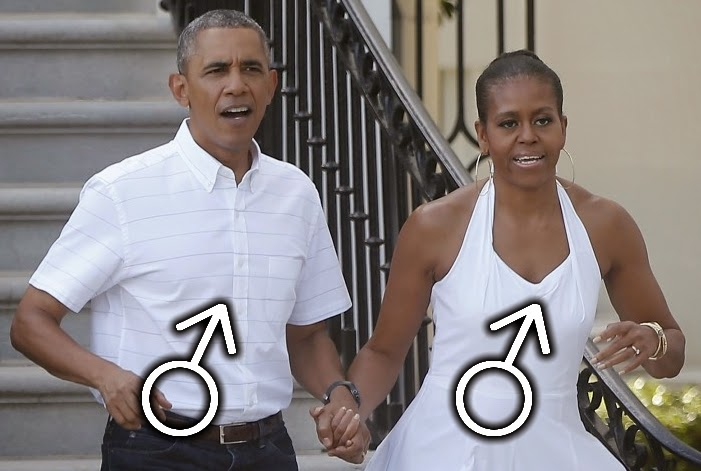 Obama homosexual hustler