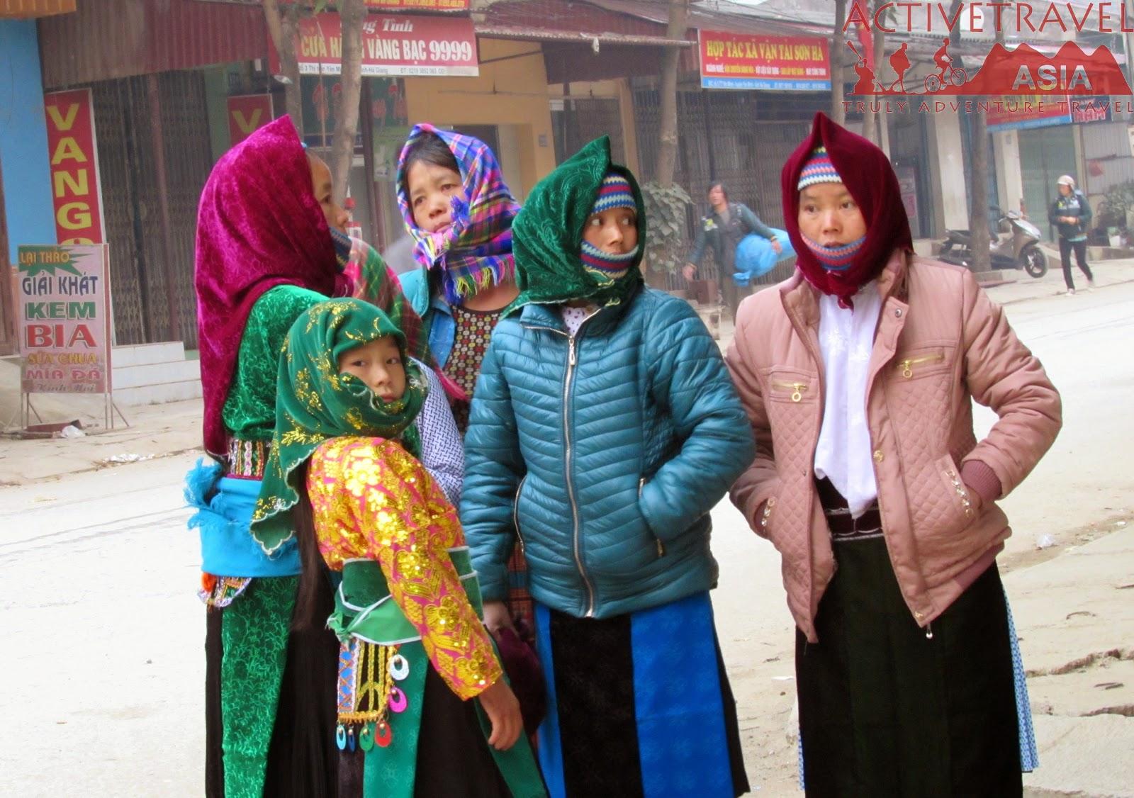 Ha Giang market 3