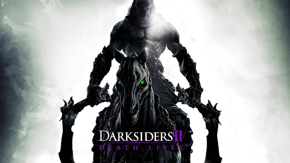 Darksiders 2 Deathinitive Edition Download Poster