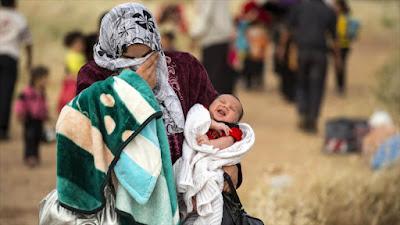 ONU: Conflictos en 2014 dejaron 60 millones de personas sin hogar