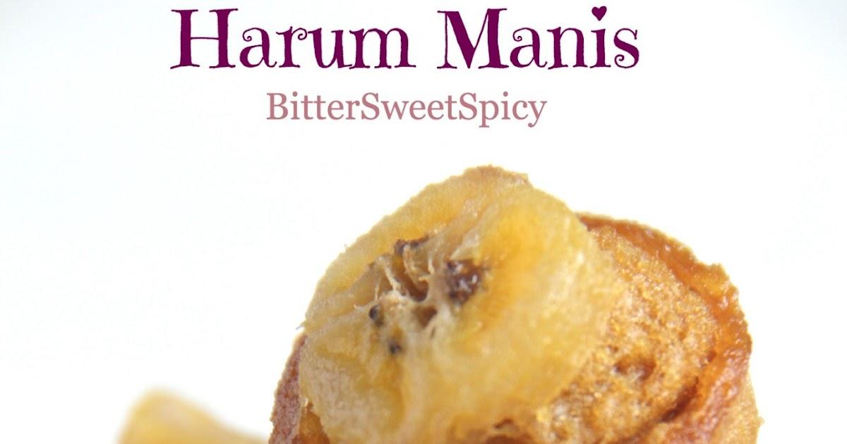 Bittersweetspicy Harum Manis