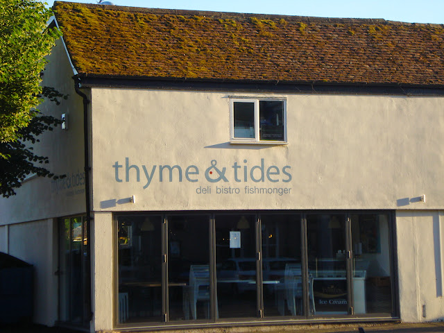 Thyme & Tides