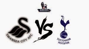 Poke Online : Prediksi Skor Swansea City vs Tottenham Hotspur 14 Desember 2014
