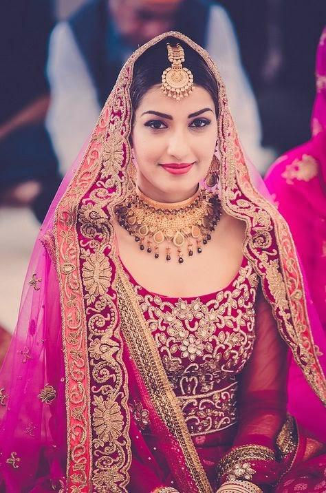 Barat wedding looks & ideas
