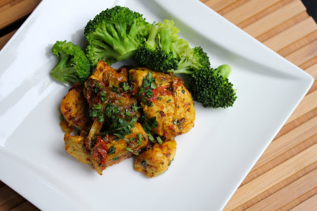 Your southern peach indian cuisine butter chicken - Herve cuisine butter chicken ...