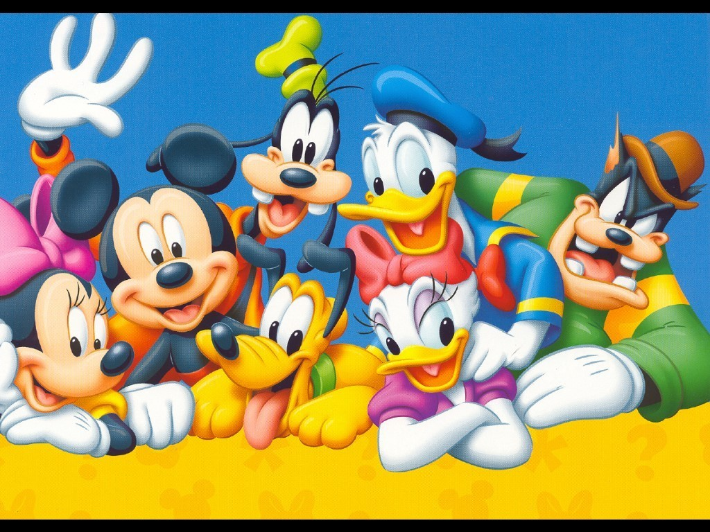 free wallpapers blog: mickey mouse background