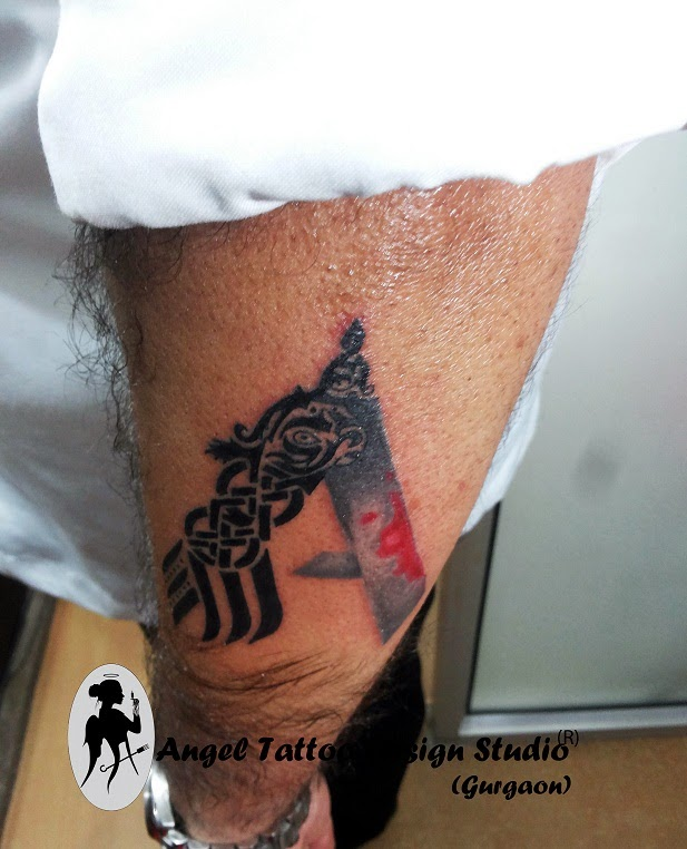 Tattoo in Gurgaon, Tattoo Shops in Gurgaon, Permanent Tattoo in Gurgaon