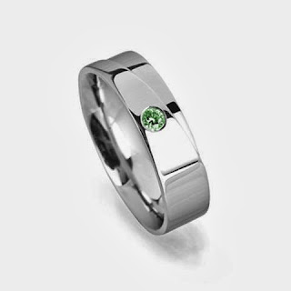 emerald gems stone gents ring jewellery collection 41