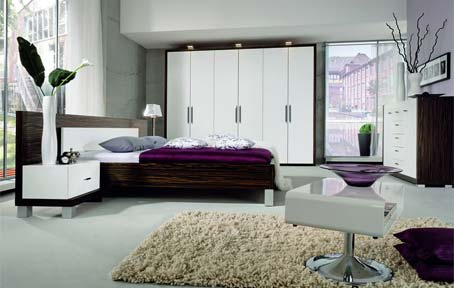 Furnitures fashion modern bedroom furniture design for New style bedroom sets