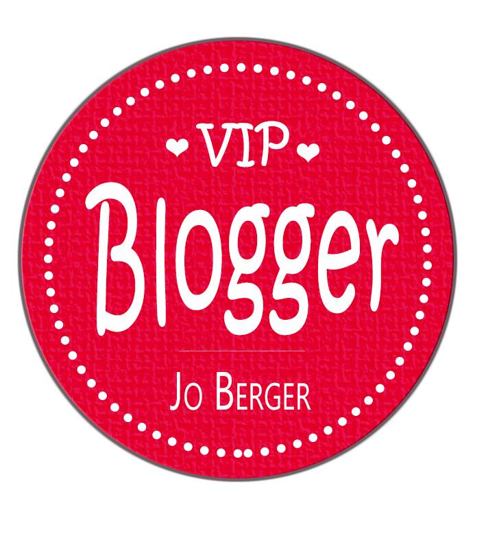 VIP Blogger Jo Berger