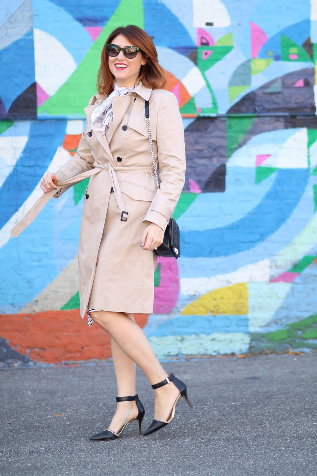 trench, coat, ann, taylor