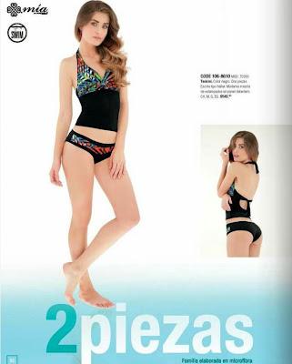 Tankini andrea dos piezas verano 2015