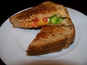 ~Vegan Mama~: Vegan Grilled Cheese Sandwich (with Avocado ...