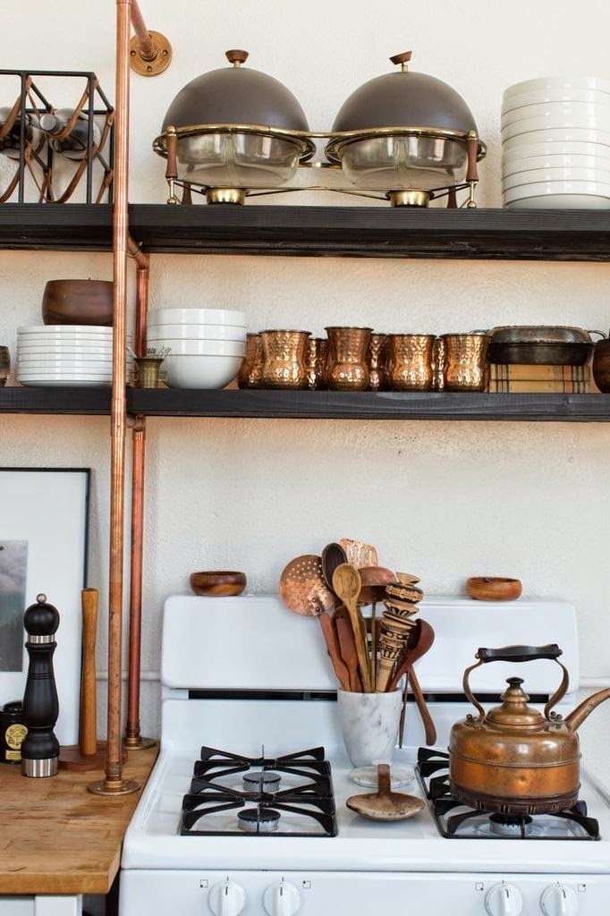 Copper Kitchen Accessories