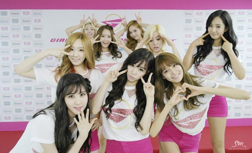 [Official Pictures] 130613 SNSD - 2013 Girls' Generation World Tour in Seoul from LINE