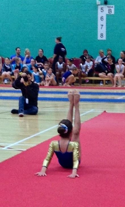 Gymnastic clubs Surrey